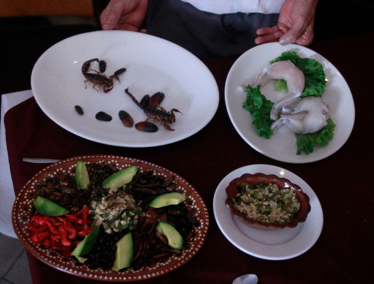 VIDEO: La increíble cocina prehispánica que puedes probar en México