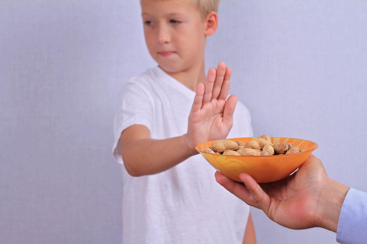 Las alergias alimenticias en los niños