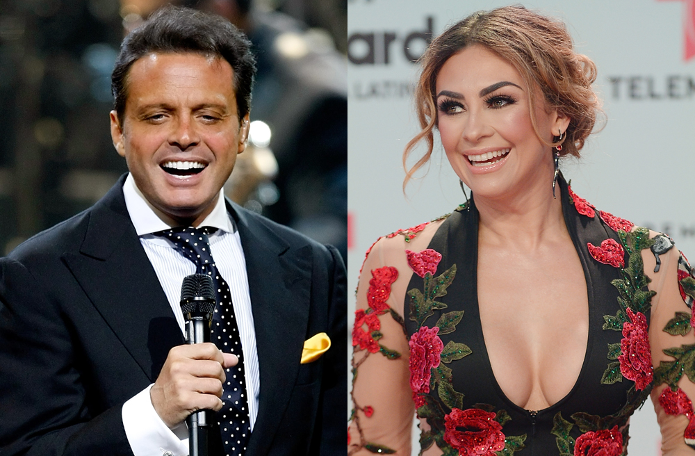 Aracely Arámbula reacciona a serie de Luis Miguel en Telemundo