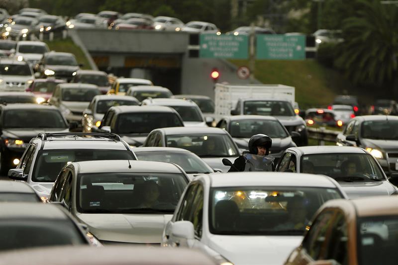 La Ciudad de México lleva más de una semana entre la contaminación y el intenso calor