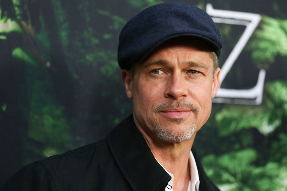 Brad Pitt. / Foto: Getty Images