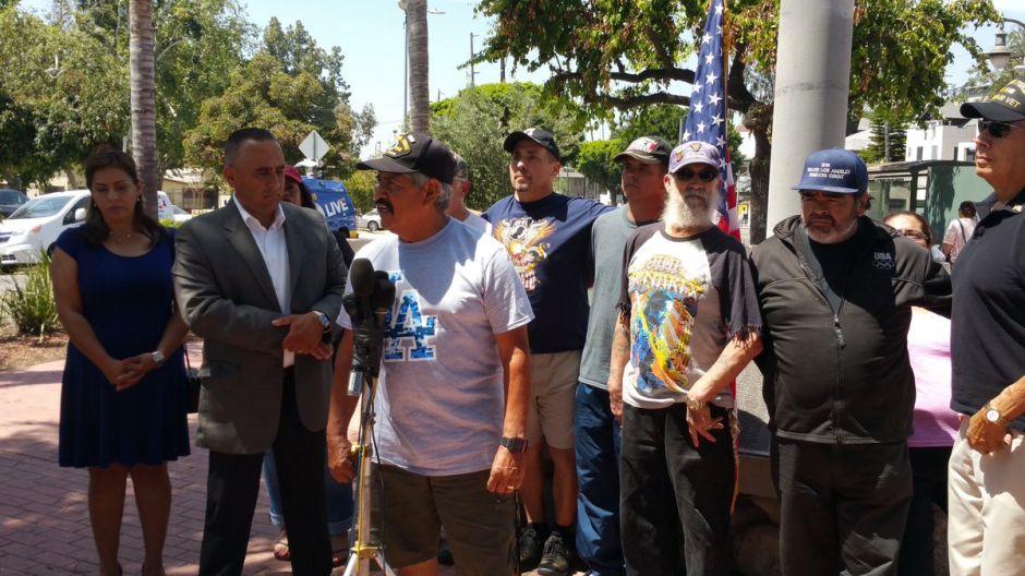 Ahora son los veteranos los que van contra el candidato Bray-Ali de Los Ángeles