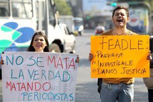 Funcionarios públicos, principales agresores contra periodistas mexicanos
