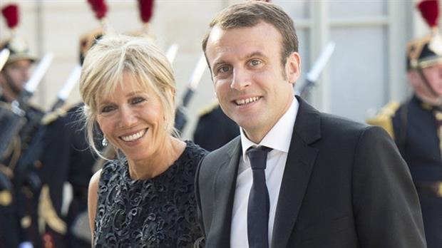 Emmanuel Macron respondió a quienes lo critican por la diferencia de edad con su esposa