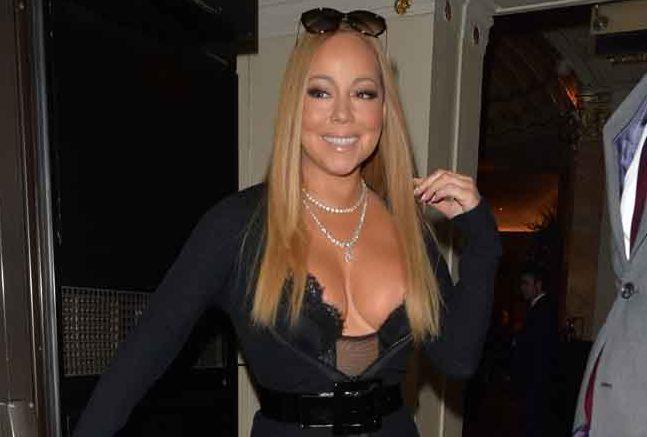 """A Mariah Carey no la bajan de """"diva"""""""