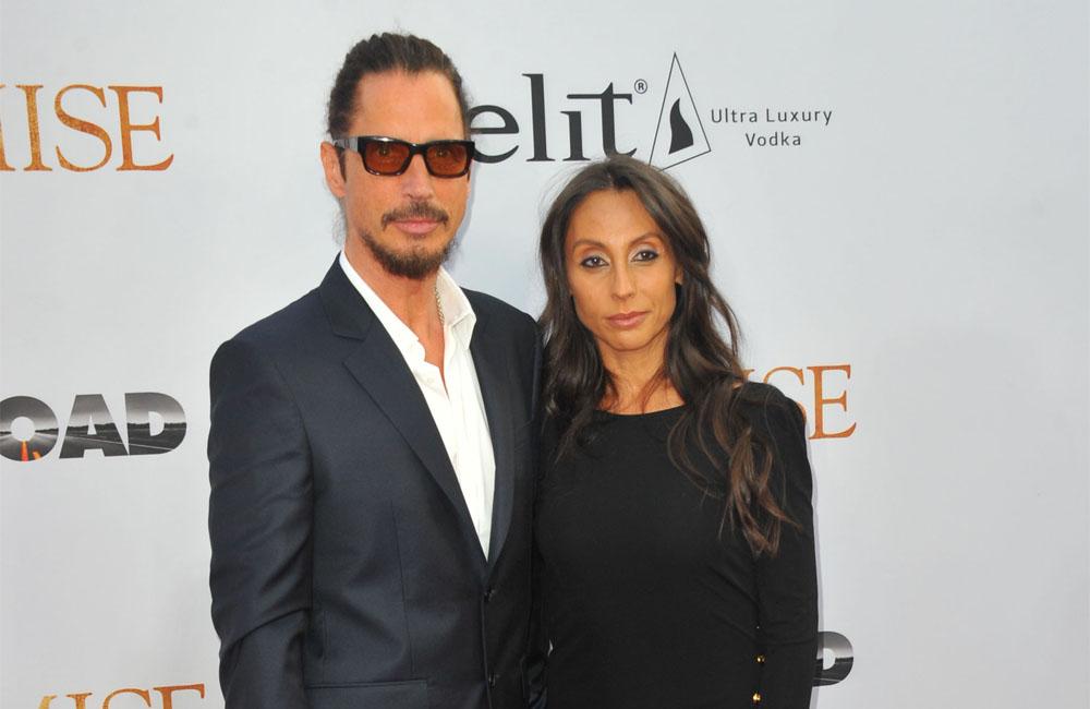 La emotiva carta de la viuda de Chris Cornell a su marido