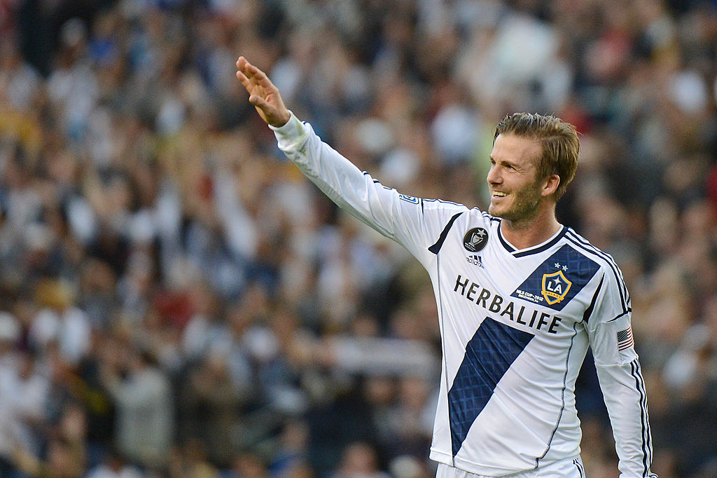 Los Angeles Galaxy develará una estatua en honor a David Beckham