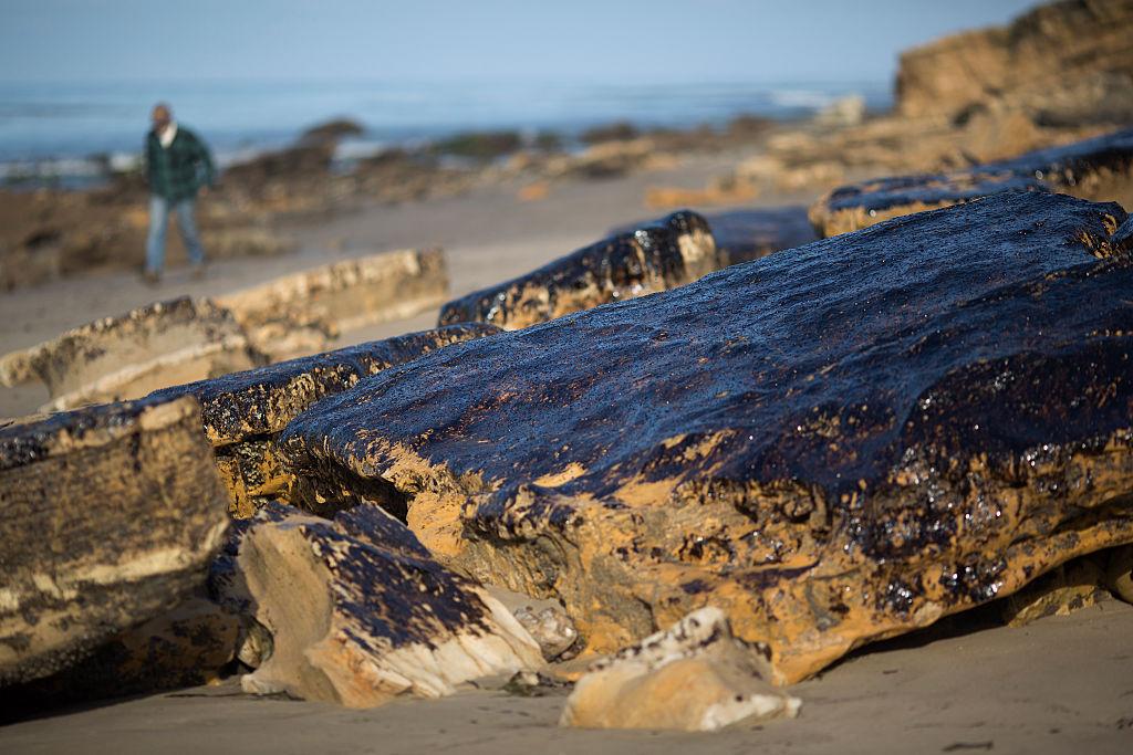 Los derrames de petróleo contaminan el medio ambiente. Getty Images
