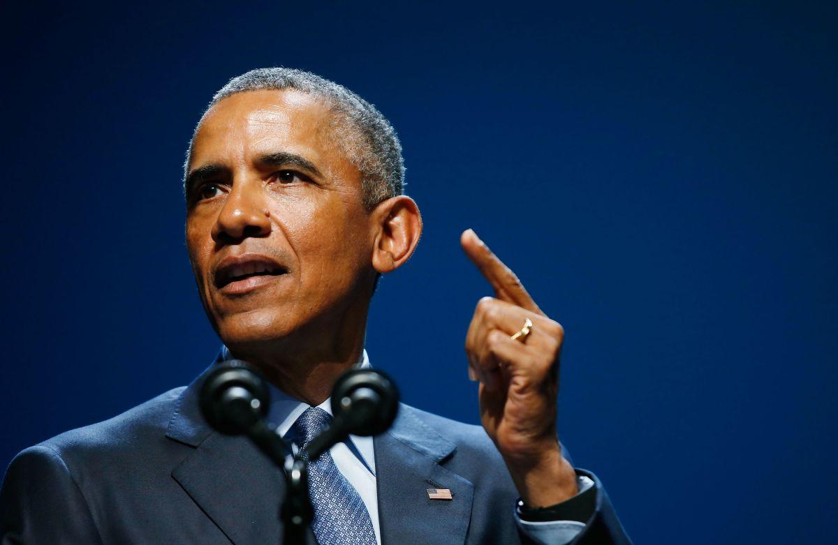 Obama regresa a la política para desafiar y de paso dejar en ridículo a Donald Trump