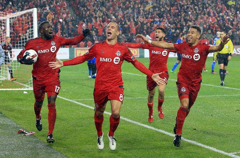 Toronto FC amplia ventaja como líder en el Este; triple empate en el Oeste