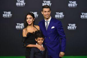 FOTO: Esto hace Cristiano Ronaldo con Georgina Rodríguez cuando no está jugando al fútbol