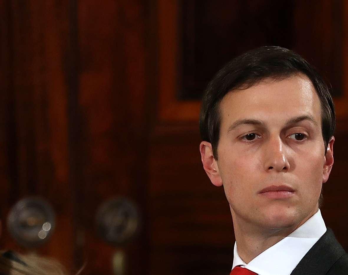 Jared Kushner es investigado por sus nexos con Rusia.
