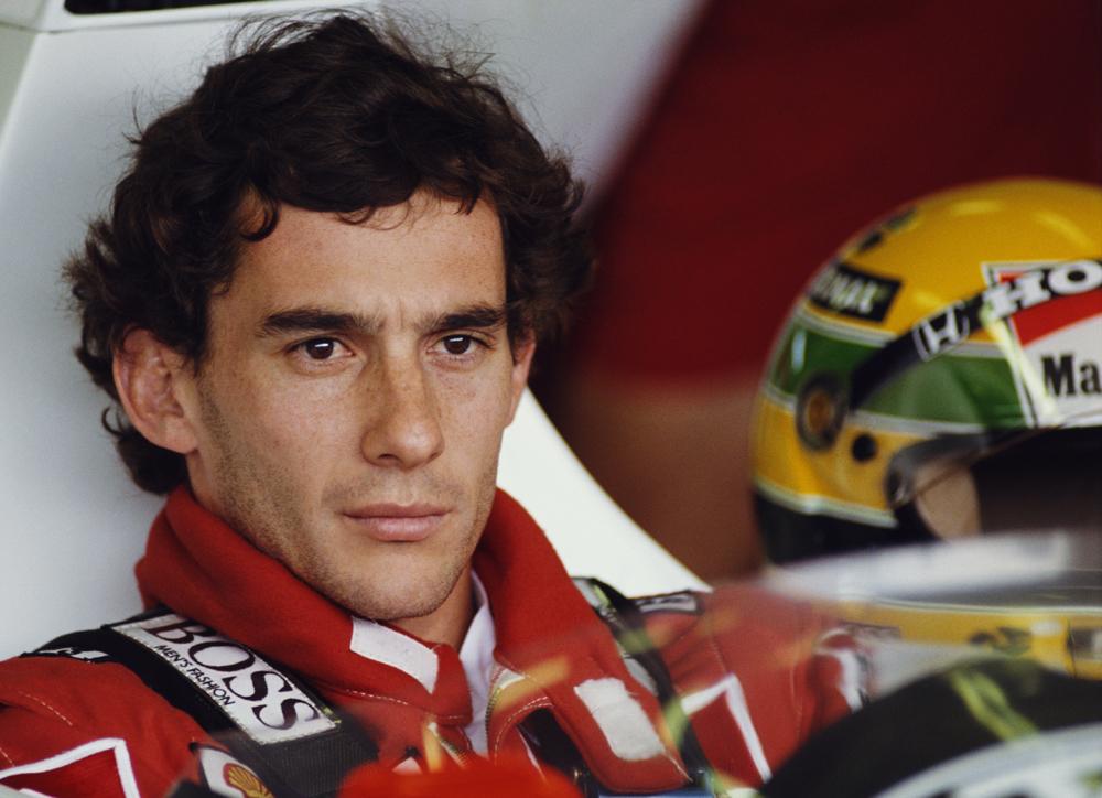 Se cumplen 25 años del fallecimiento del piloto brasileño de Fórmula Uno Ayrton Senna