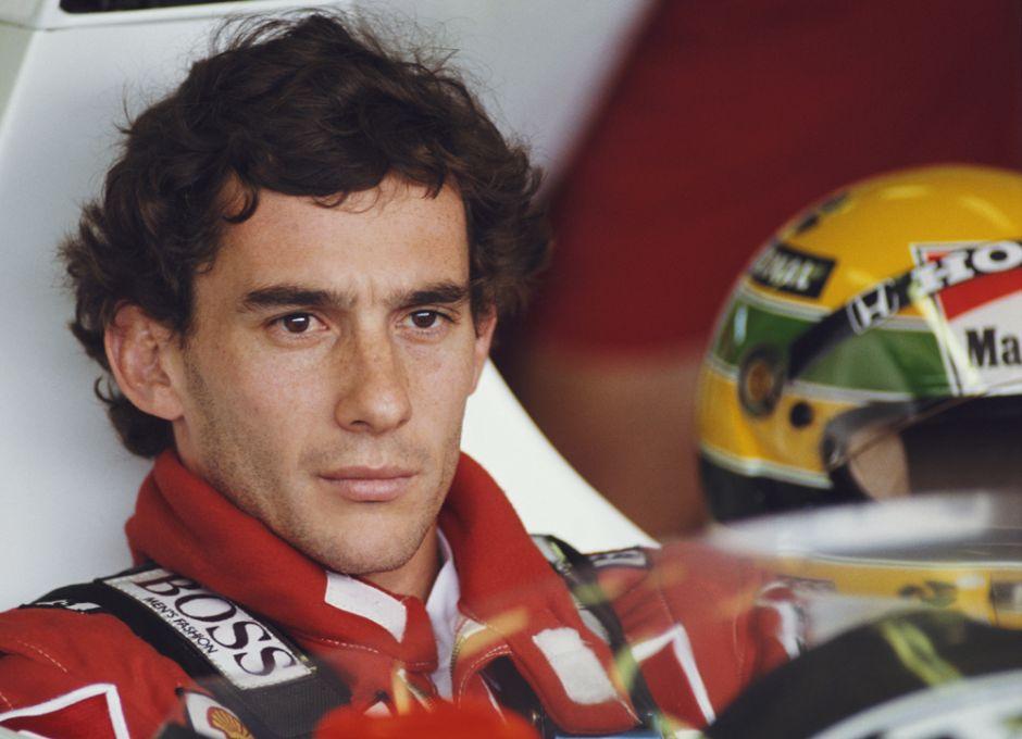 A 25 años de la muerte de Ayrton Senna: Qué dijo en su última entrevista televisiva
