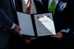 Estados Unidos, Canadá y México son los únicos que presentaron una candidatura conjunta