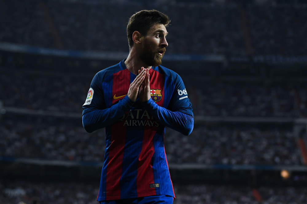 Los secretos del perdón a Messi
