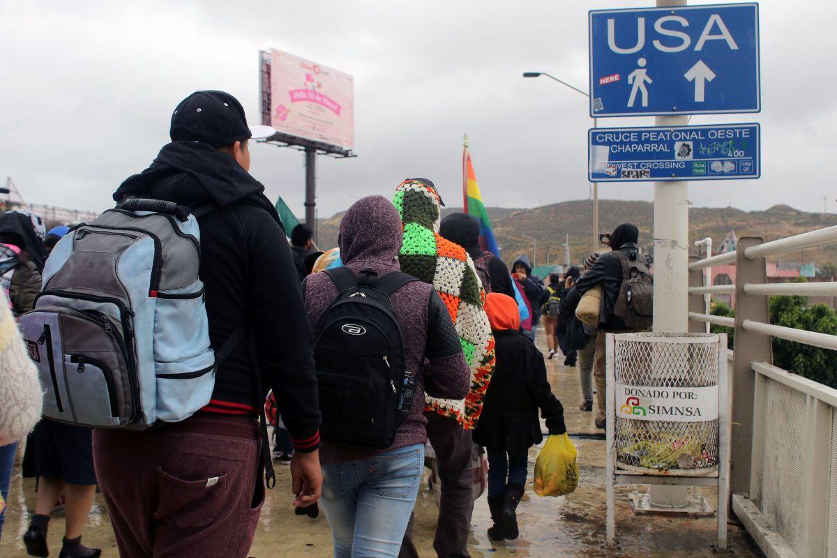 Líderes del Congreso piden investigación de casos de asilo rechazados en la frontera