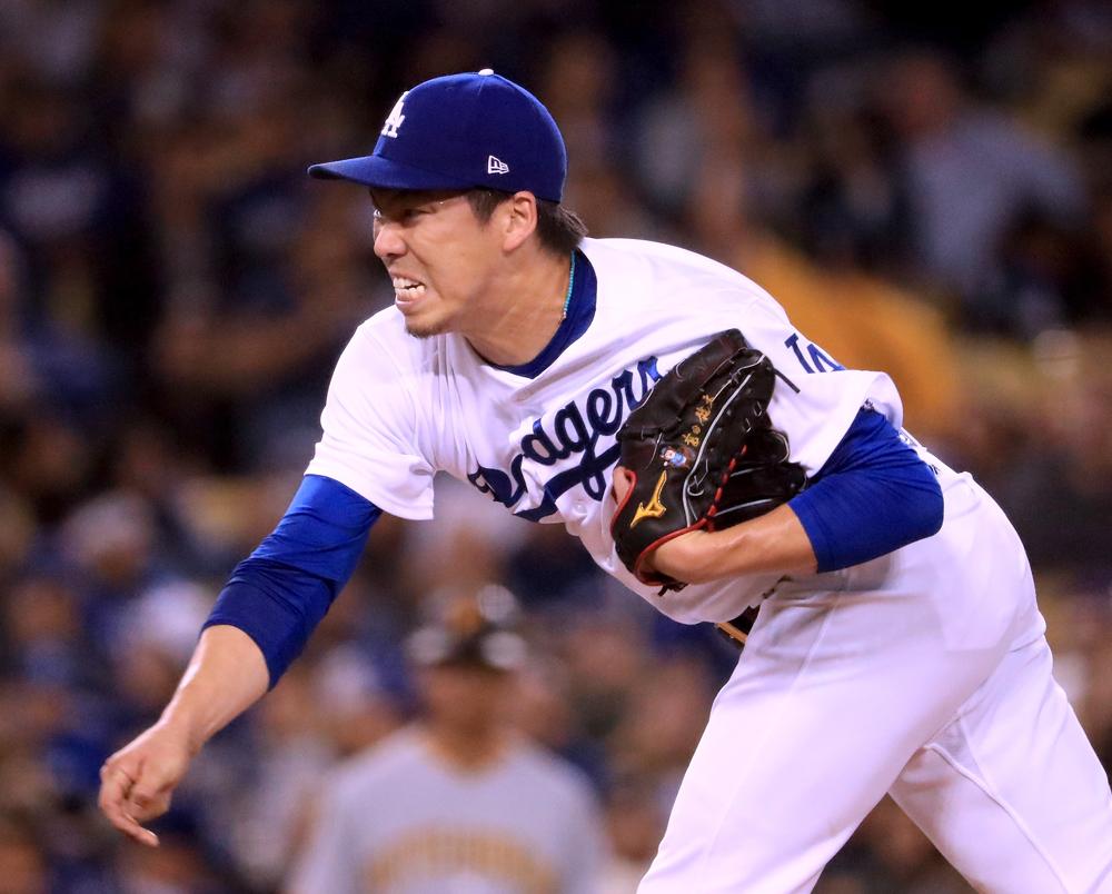 El japonés Kenta Maeda, abridor de los Dodgers, a la lista de lesionados