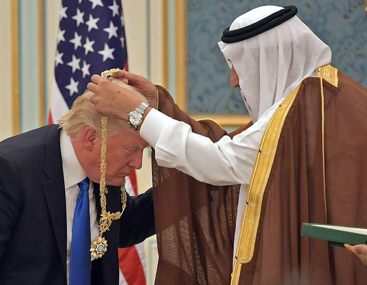 Las acusaciones contra Qatar que también pesan sobre Arabia Saudita