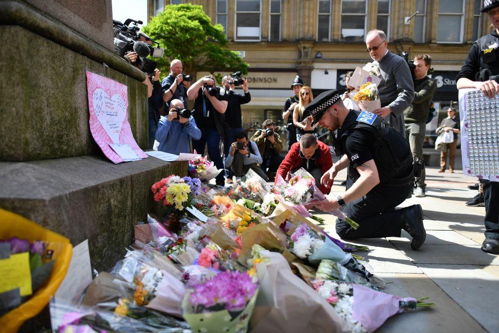 Ariana Grande recuerda la tragedia de Manchester a un año de distancia