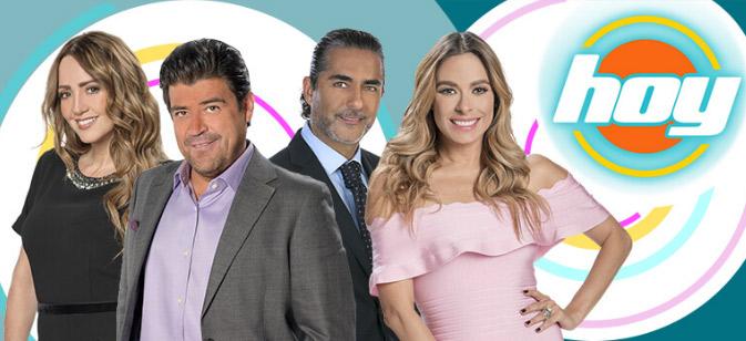 Rumores en México sobre el futuro del programa 'Hoy' en Univision