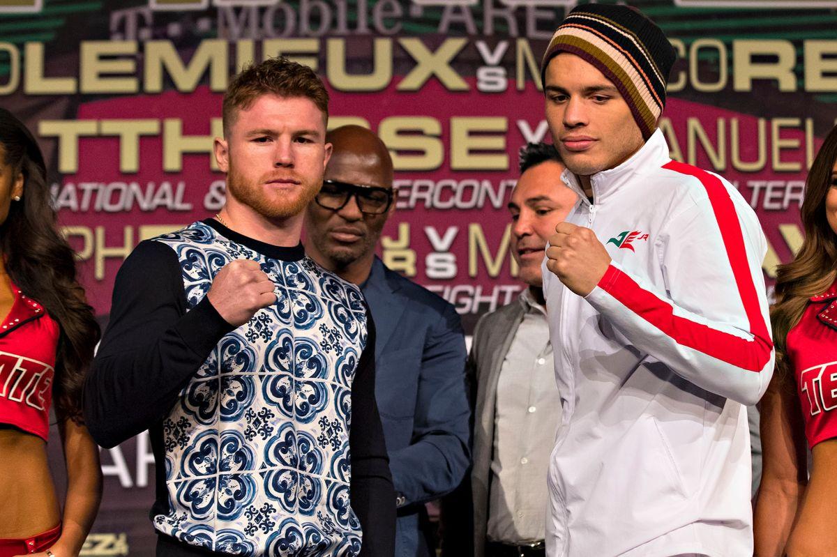 Canelo vs. Chávez Jr: A un día de la pelea, así están las apuestas en Las Vegas