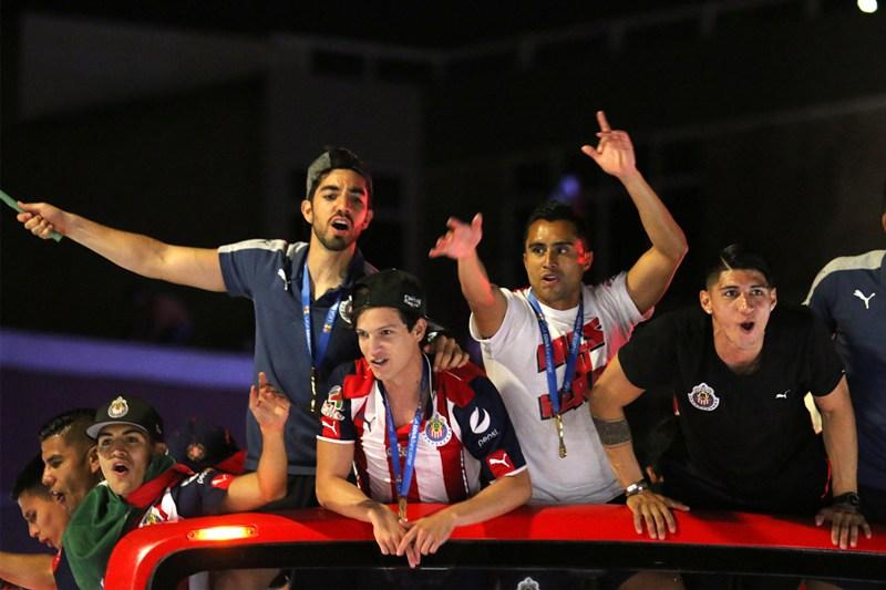 Chivas busca un refuerzo para fortalecer su ofensiva
