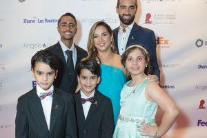 Adamari López conmueve con mensaje sobre el cáncer en la Gala de St. Jude
