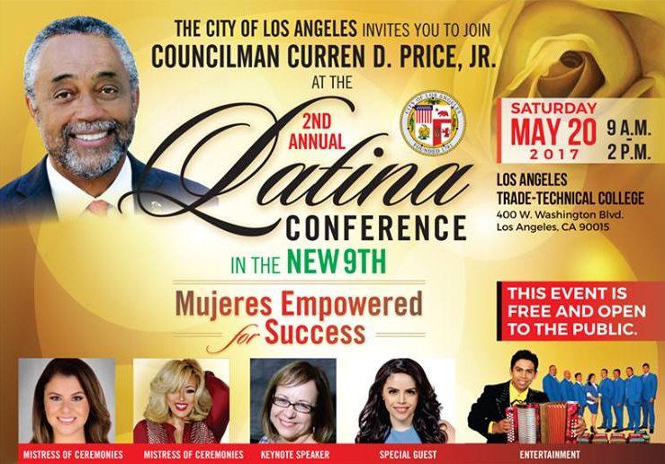 No te pierdas de la conferencia gratuita para latinas en Los Ángeles