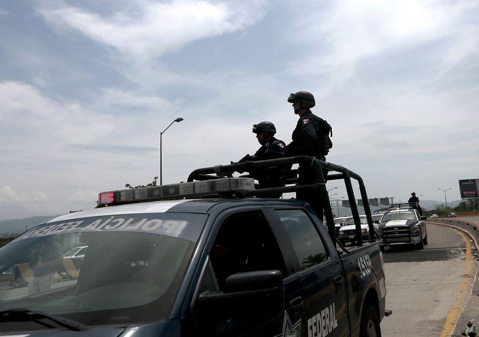 VIDEO: Federales ocupan San Miguel Totolapan en Guerrero para frenar la violencia