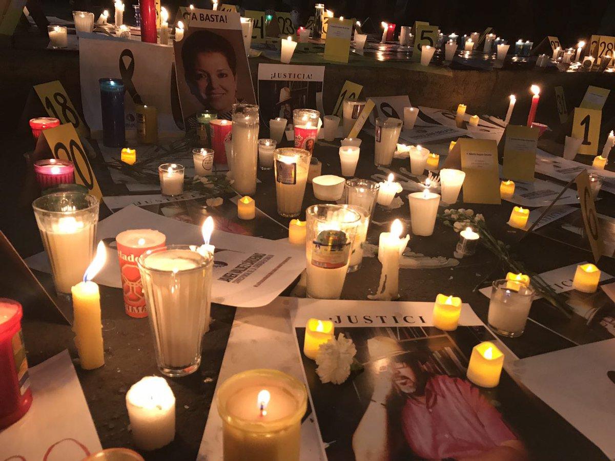 """""""Tome el mismo riesgo que nosotros"""", retan periodistas a Peña para pedir justicia por Valdez"""