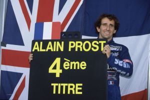 Alain Prost: genio, figura y archirrival de Ayrton Senna