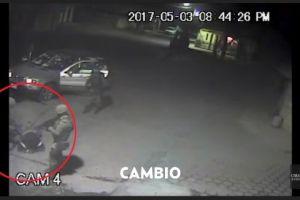 Video capta a militar ejecutando a un civil en Palmarito, Puebla