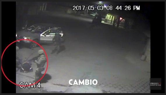 Operativo en Puebla