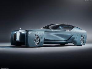 El primer auto eléctrico de Rolls-Royce ya dio la vuelta al mundo