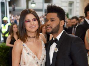 Met Gala 2017: Selena Gómez y The Weeknd por primera vez en la alfombra roja