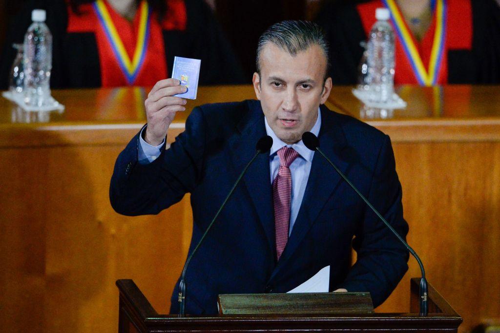 Quién es Tareck El Aissami, el vicepresidente de Maduro acusado de narcotráfico y nexos con el terrorismo