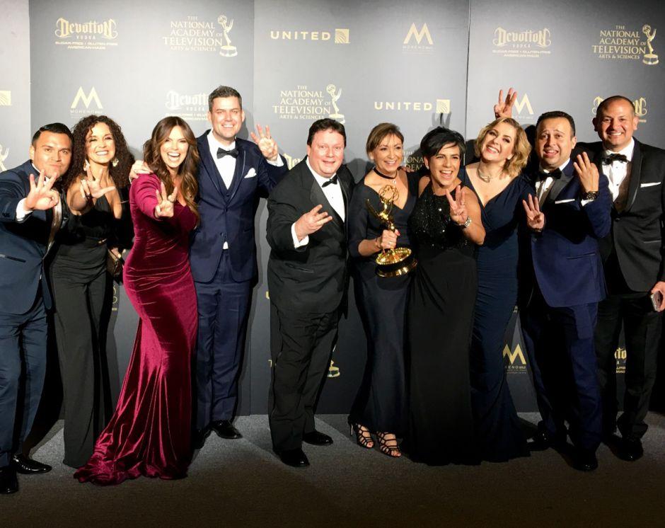 'Un nuevo día' de Telemundo se lleva premio Emmy
