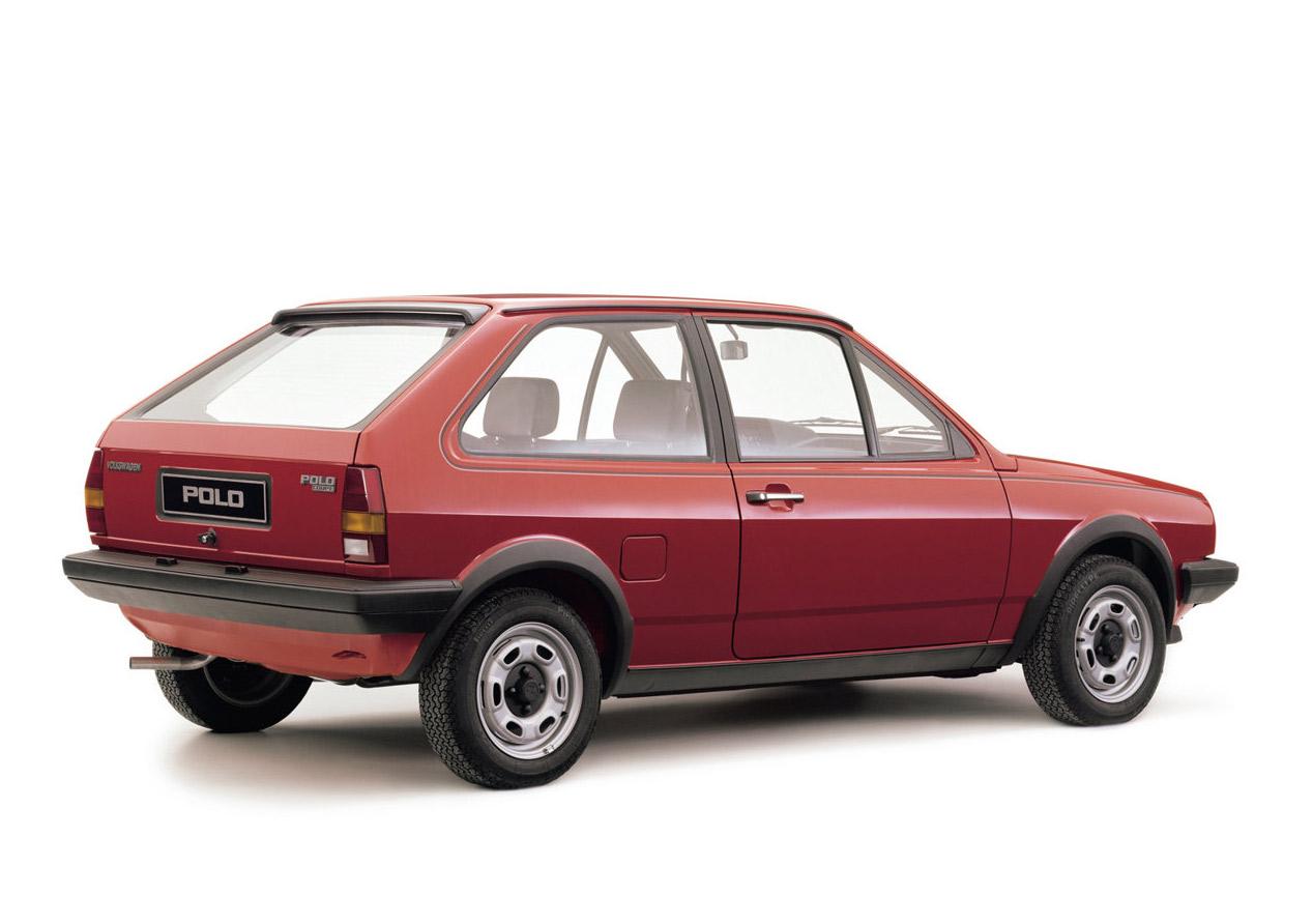 Volkswagen Polo 1981