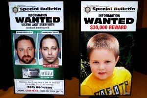 Abogada de Aramazd Andressian, hombre que mató a su hijo de 5 años, amenazó con suicidarse