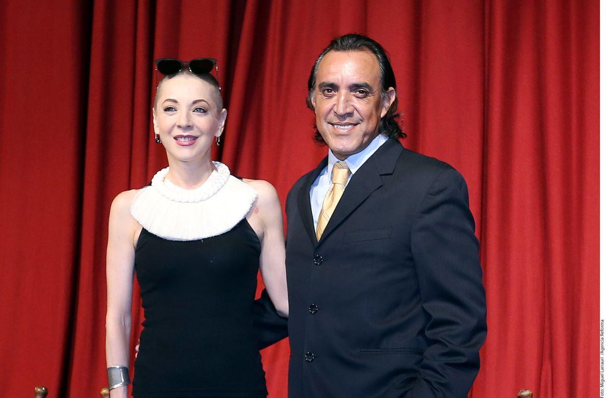Edith González regresa con mucho ánimo a los escenarios teatrales