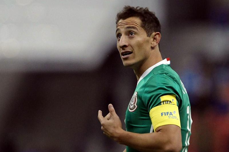 Andrés Guardado reconoció interés de la MLS, pero sigue evaluando su futuro