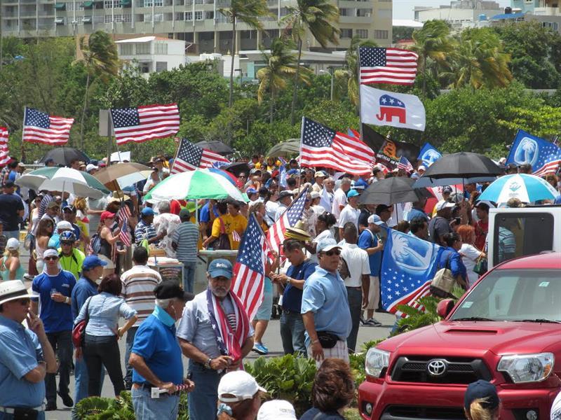 Inicia el plebiscito sobre el estatus de Puerto Rico