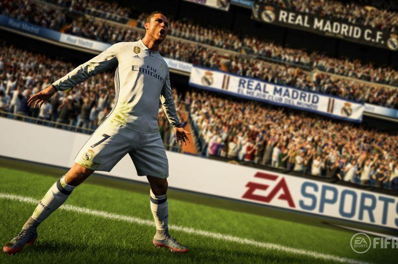 Cristiano Ronaldo le gana a Messi la portada más codiciada, la del videojuego FIFA 18