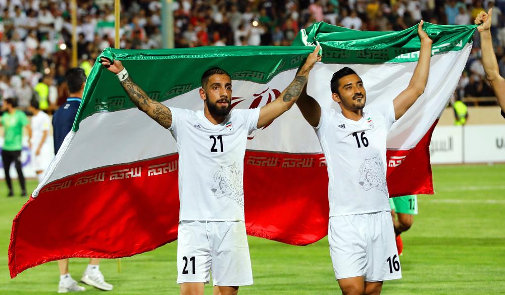 Irán se convierte en el tercer país clasificado al Mundial de Rusia 2018 y se arma la fiesta