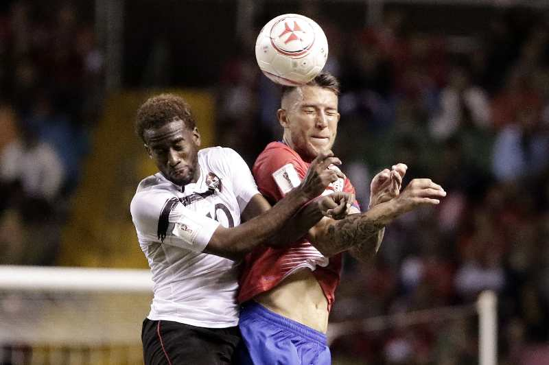 Video: Costa Rica vence a Trinidad y Tobago y no le pierde el paso a México