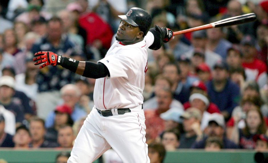 Boston Red Sox retira el 34 de 'Big Papi'