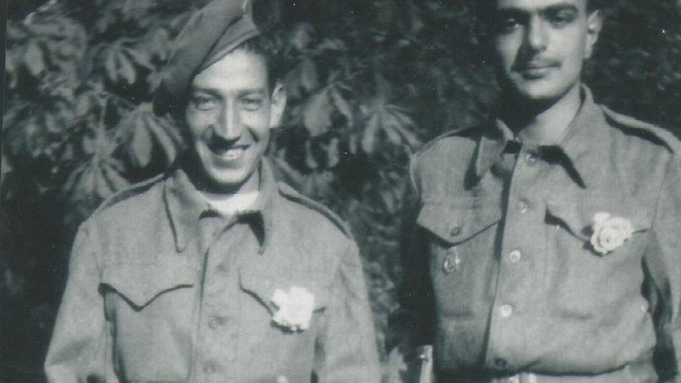 La historia del último peruano que participó en la Batalla de Normandía