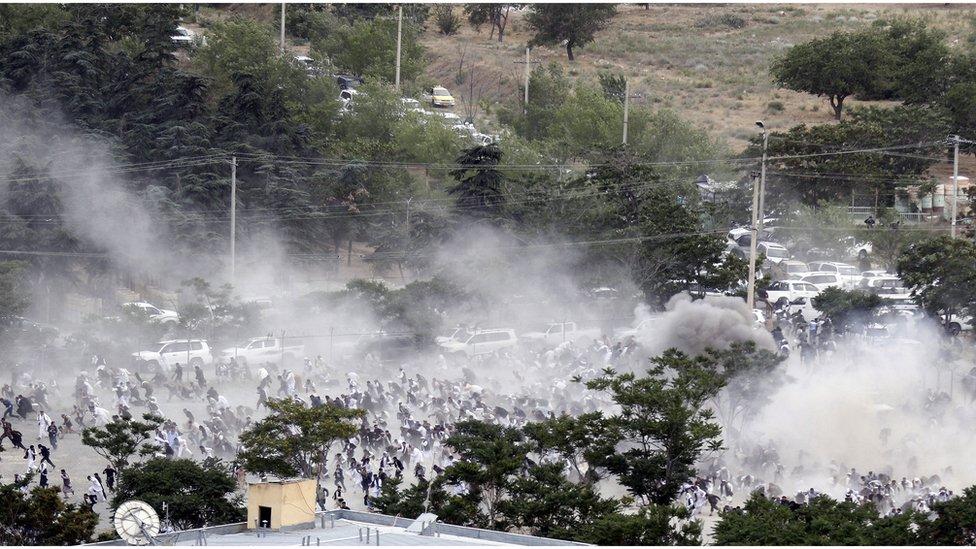 Afganistán: Al menos 7 muertos y 87 heridos tras explosiones en Kabul