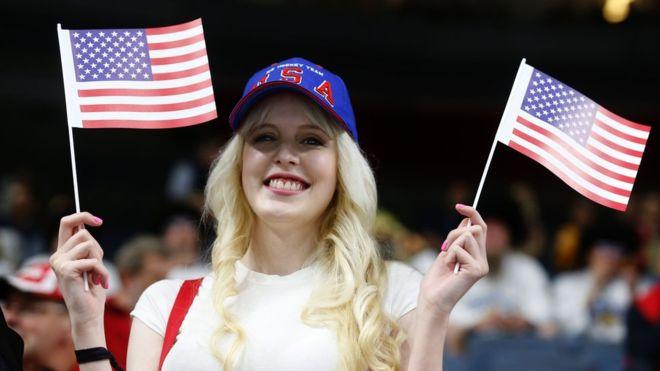 ¿Por qué en algunos lugares se les llama americanos a los estadounidenses?